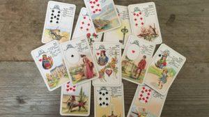 Tarotkaarten leggen